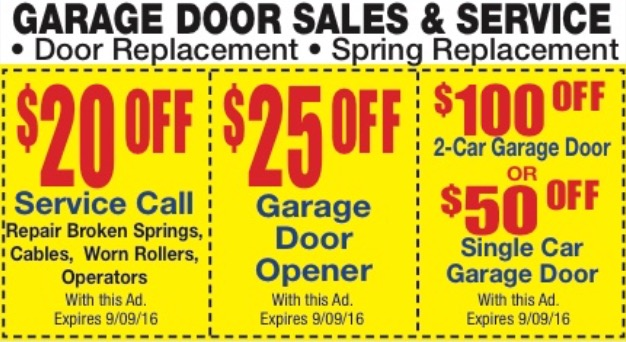 Garage Doors Little Elm TX (214) 329-0348