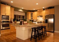 Kitchen Cabinets North Beach MD (410) 286-1208
