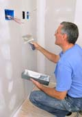 Drywall Contractor in Seattle, WA, Mr. Handyman - Karl Heinz Finken