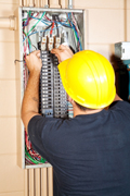 Electrician in Tuscaloosa, AL, BA Stricklin Electrical