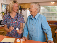 Home Care in Encinitas,CA, Homewatch CareGivers